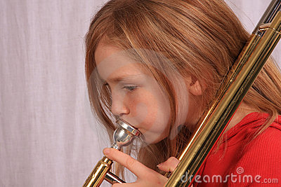 Trombone player 6