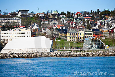 Tromso city View
