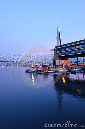 In Tromso, Norway
