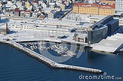 Tromso town