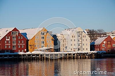 Tromso view