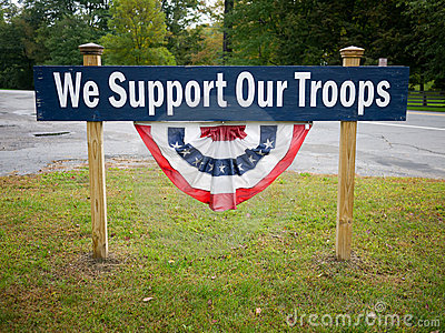 Troop Support