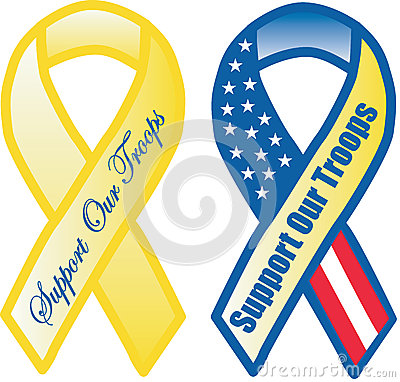Troop Support Ribbons
