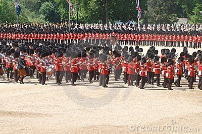 Trooping the Colour, Editorial Photo