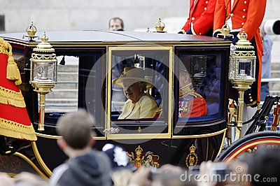 Trooping the Colour, London 2012 Editorial Image