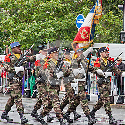 Trooping the Colours Editorial Photo