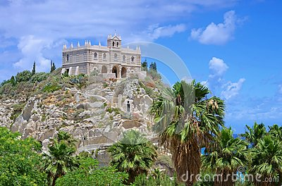 Tropea church