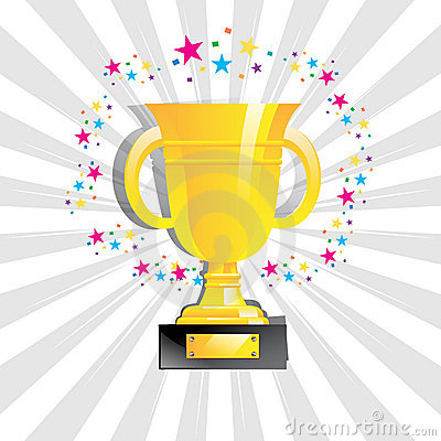 Free Trophy Royalty Free Stock Images - 9820639