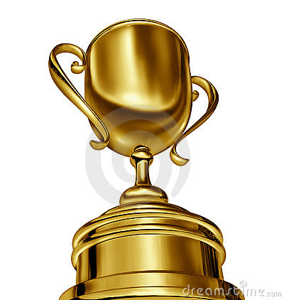 Free Trophy Award Royalty Free Stock Images - 22995869