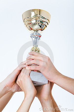 Free Trophy Cup Stock Images - 6961924