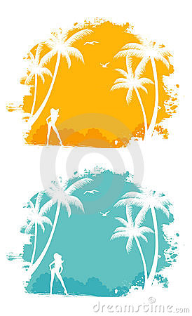 Free Tropic Back Stock Images - 20040984