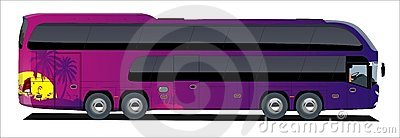 Tropic bus trip