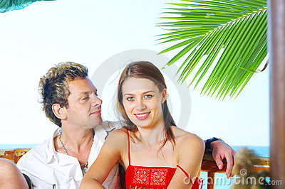 Tropic couple