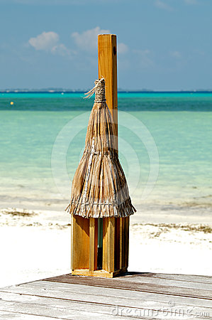 Tropical Beach Lantern
