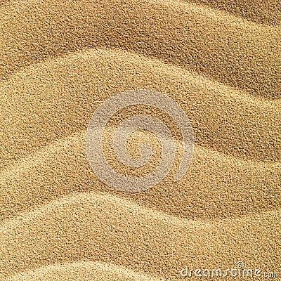 Tropical beach sand