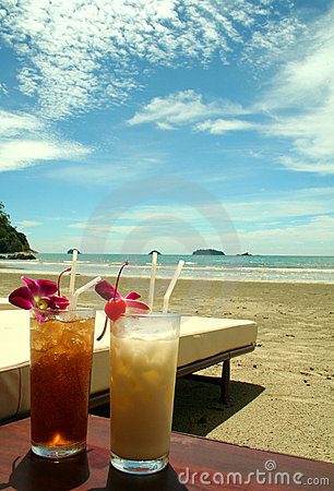 Tropical beach (series)