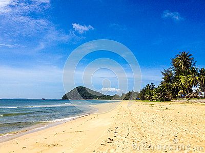 Tropical beach, Thung Wua Laen