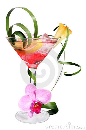 Free Tropical Cocktail Stock Images - 1455434