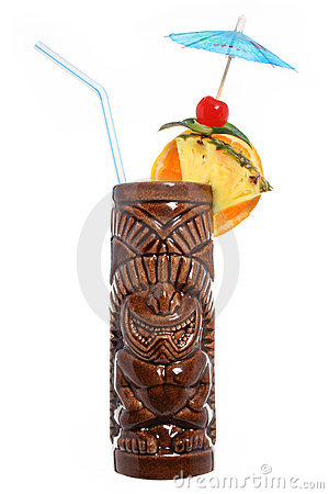 Free Tropical Drink Cocktail Stock Photography - 5829322
