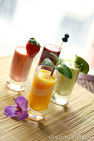 Free Tropical Drinks Stock Image - 3958221