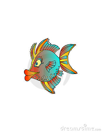 Free Tropical Fish Stock Photography - 527482