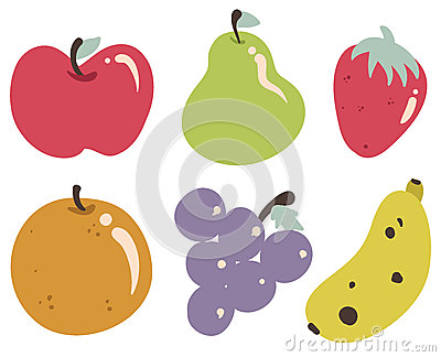 Tropical Fruits Collection