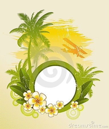 Free Tropical Island Royalty Free Stock Image - 8832166