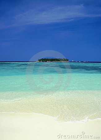Free Tropical Island Paradise Stock Photo - 183520
