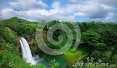 Tropical Island Paradise in Kauai Hawaii