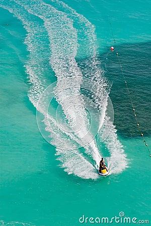 Tropical Jet Skis