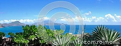 Tropical landscape Sea Ocean
