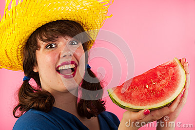 Tropical melon