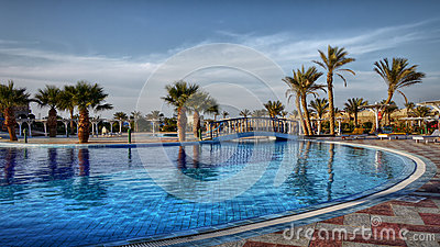 Royalty Free Stock Photos Tropical Oasis Luxury Hotel Resort Egypt Image 31401378