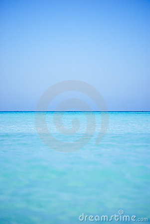 Tropical ocean Background