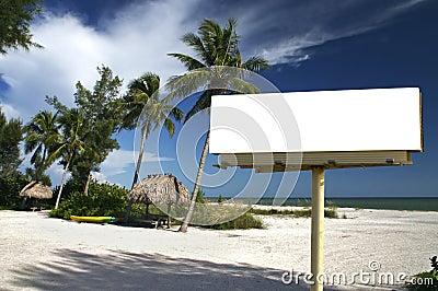 Tropical Paradise w/Billboard