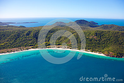 Tropical Paradise Whitehaven Beach