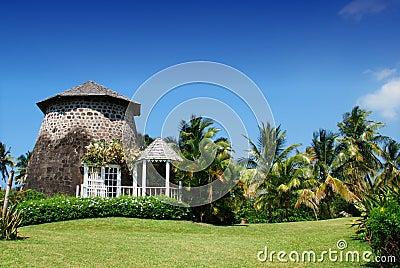 Tropical Plantation Sugar Mill Cottage
