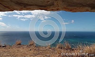 Tropical Sea Horizon