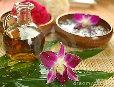 Tropical Spa and massage oil