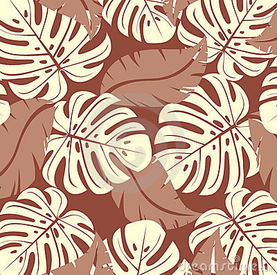 Tropical texture.Vector.