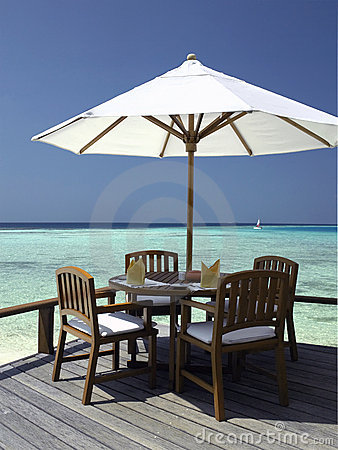 Tropical Vacation - The Maldives