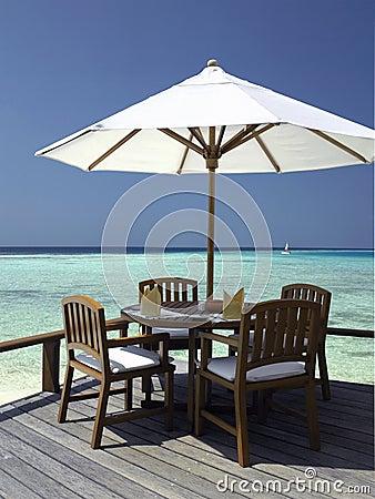 Tropical Vacation - The Maldives
