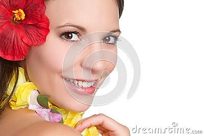 Tropical Woman