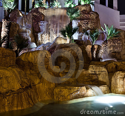 Tropicana Las Vegas Editorial Stock Photo