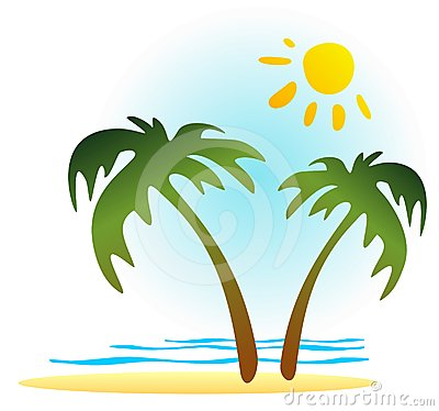 Tropics Paradise Stock Photography - Image: 24431132