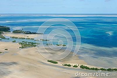 Tropische Küste