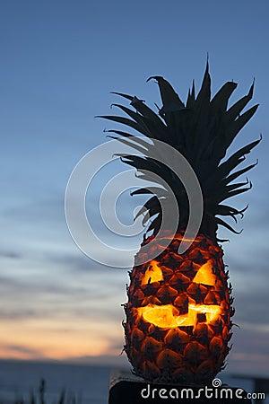 Tropisches Halloween