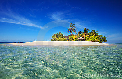 Tropisches Inselparadies