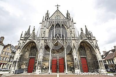 Troyes - St. Urbain