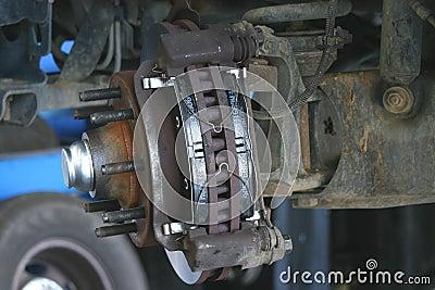 Truck brakes 2